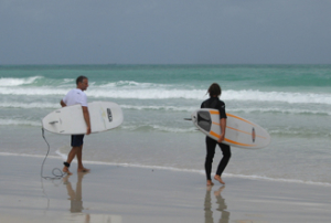 South Beach Miami Surf Lesson