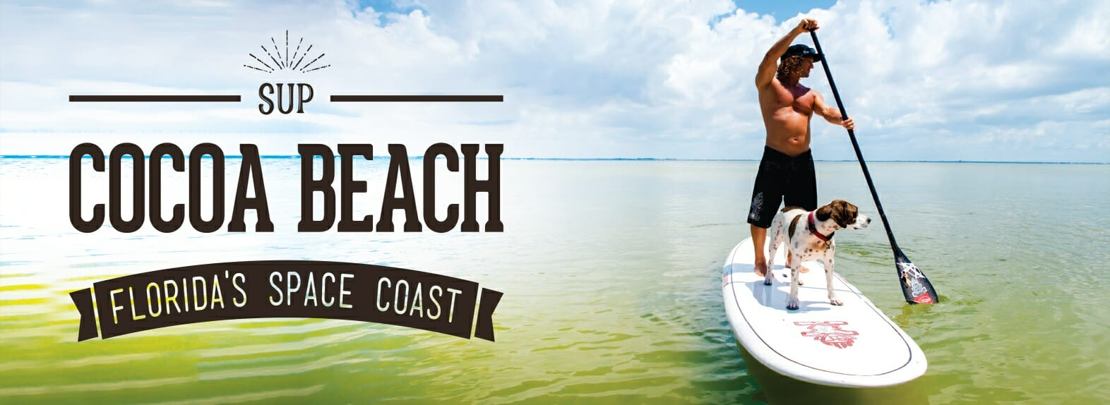 Space Coast Tourism Billboard - Girard Middleton