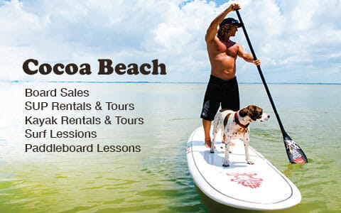 Cocoa Beach Water Adventure Experiences