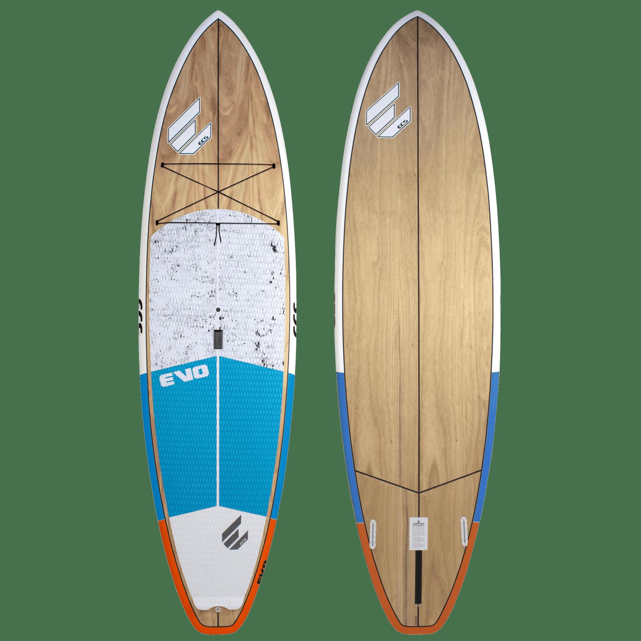 ECS Evo SUP paddle board blue