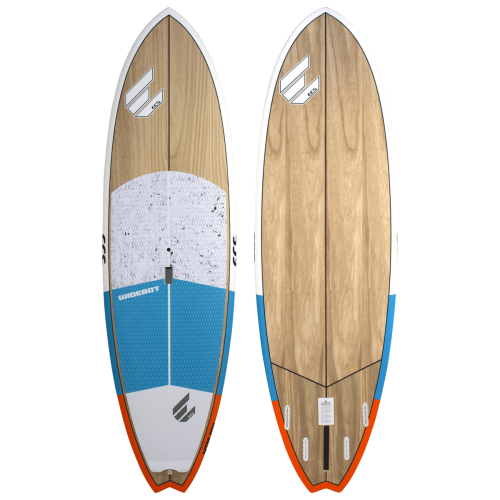 ECS Wideboy SUP paddle board blue