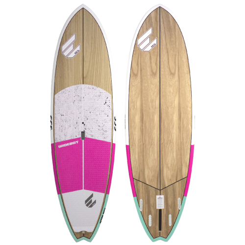 ECS Wideboy SUP paddle board pink