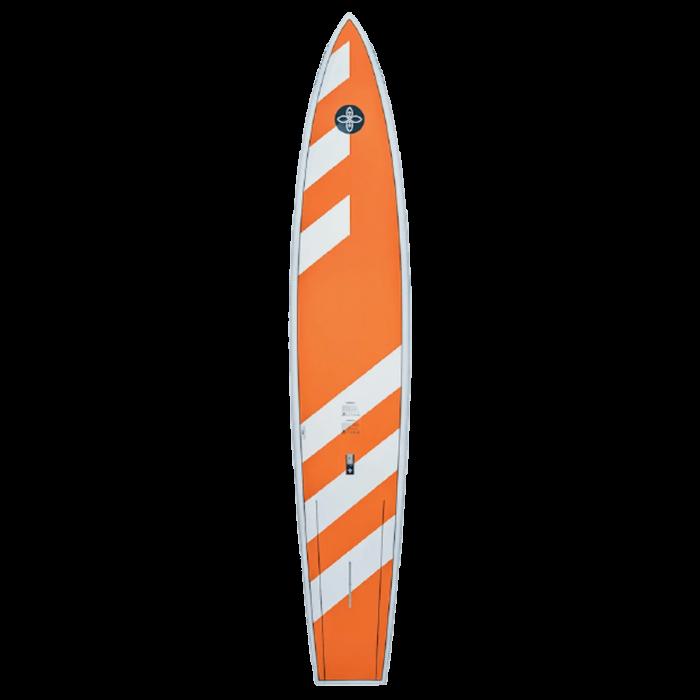 infinity SUP E-ticket Paddle Board Orange Bottom